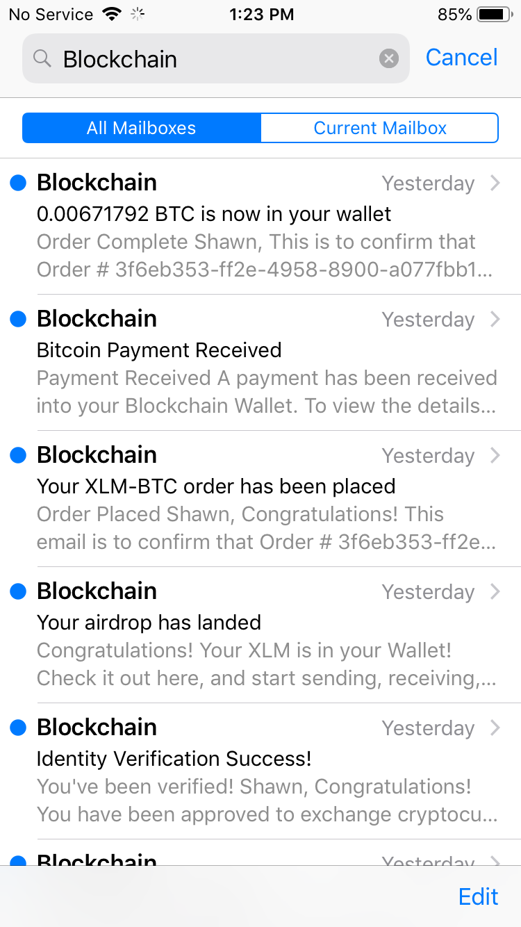 Did you get your free $25 USD in XLM? | Blockchain info