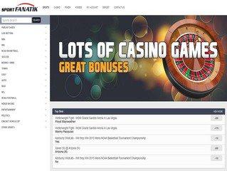 Sport fanatik casino best live casino online