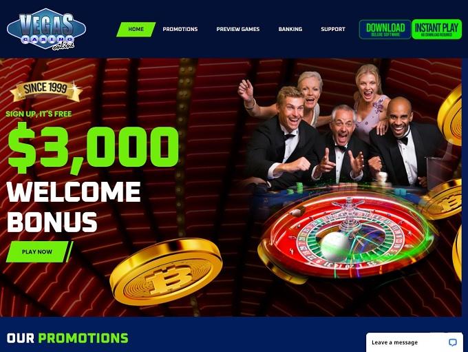 Vegas Casino Online 09.08.2021. hp