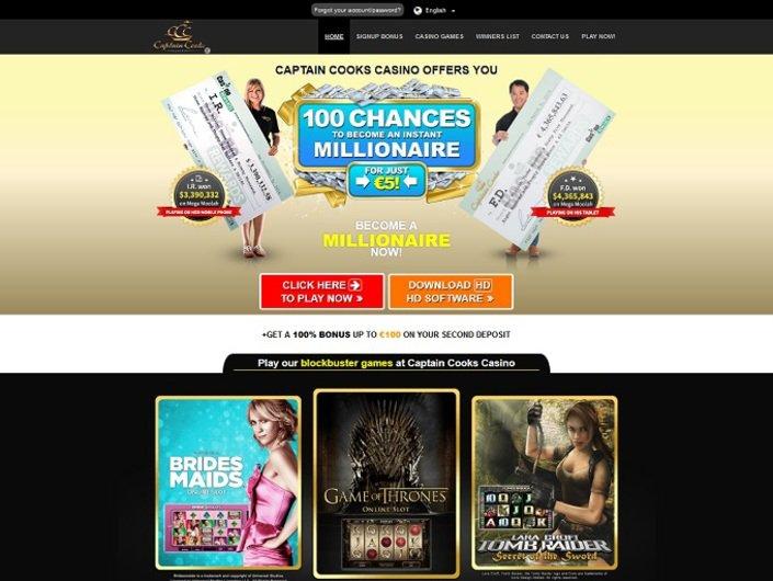 slots garden casino free coupons