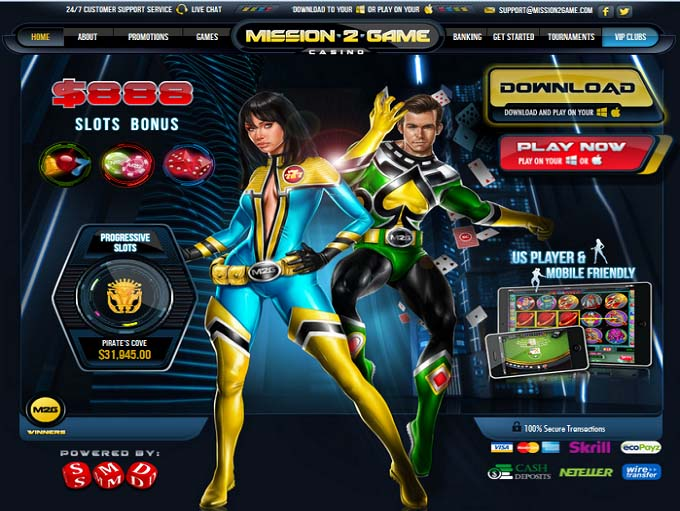 mission2games