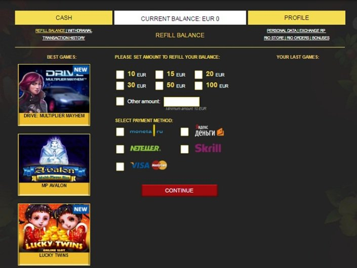 Онлайн печки казино