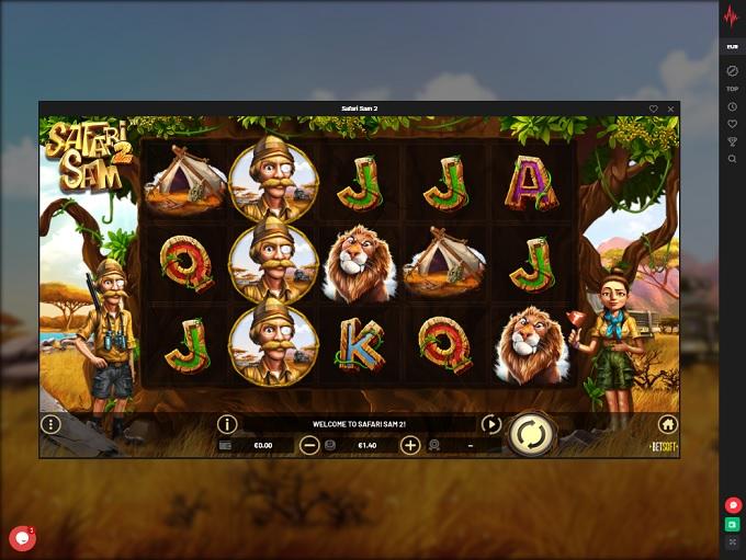 Casino Adrenaline Game2
