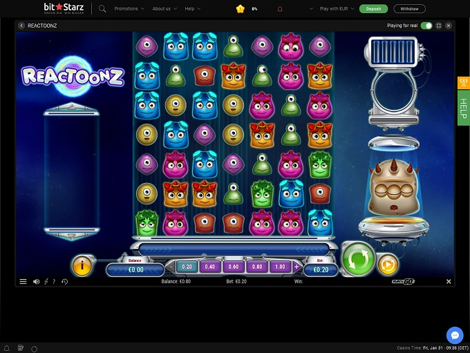 Bitstarz Casino new Game 2