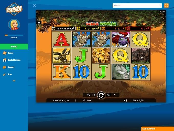 Casino Ventura Game2