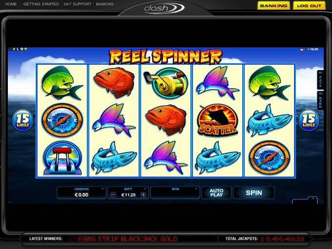 Dash Casino game 2