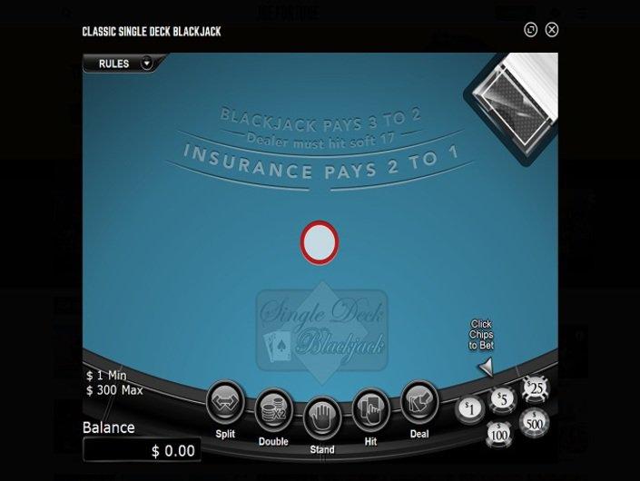 Uno blackjack