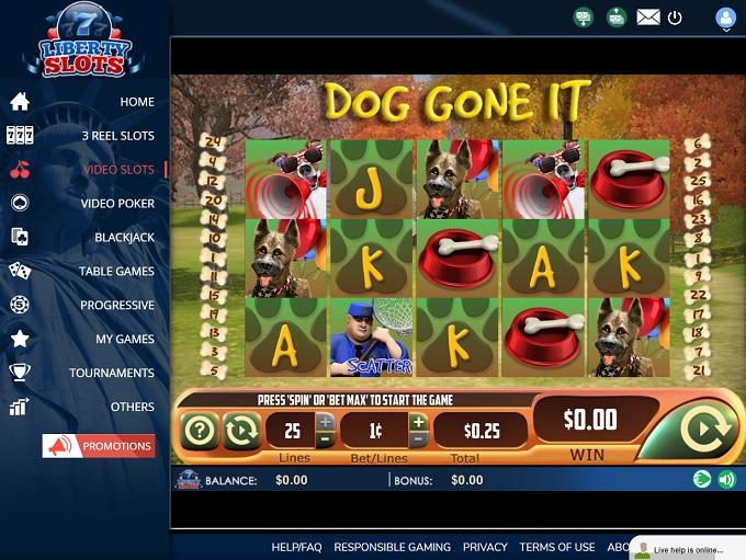 Liberty Slots Casino New Game 2