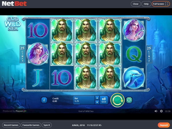 NetBet Casino new game1