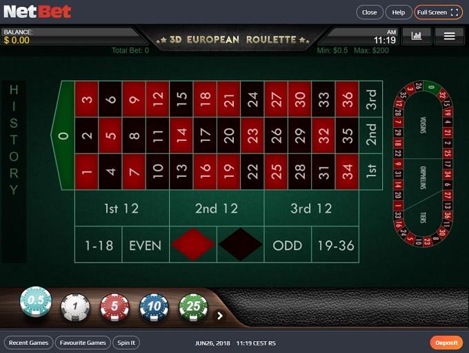 NetBet Casino new game3