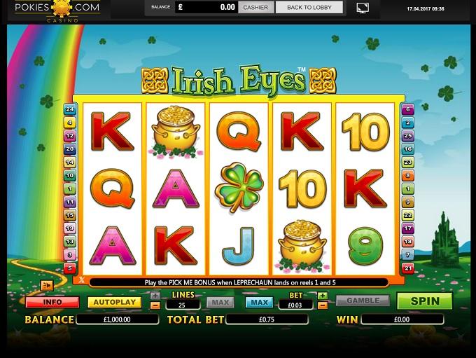 Play slingo rainbow riches free online