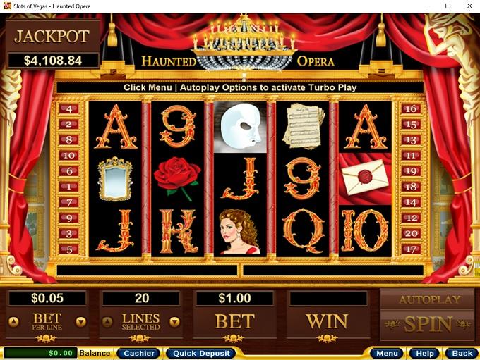 Slots Of Vegas 10.05.2021. Game 1