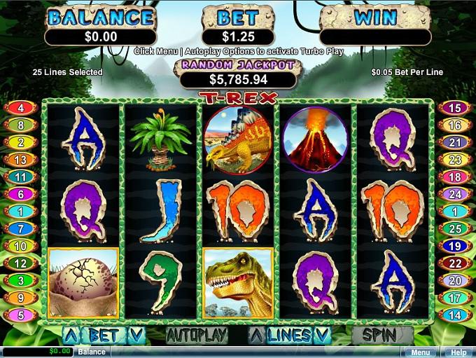 Sloto'Cash Casino Game 1