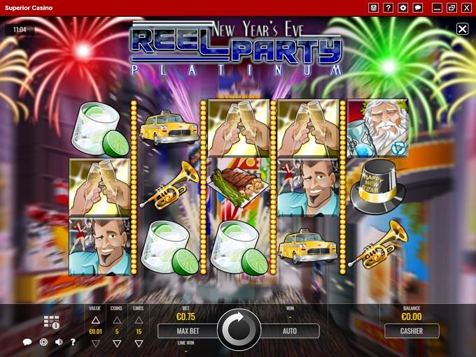 Superior Casino 26.05.2021. Game 1