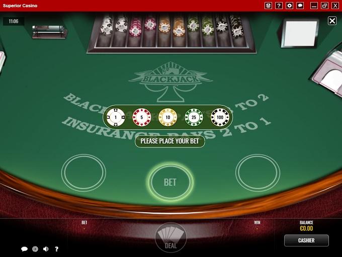 Superior Casino 26.05.2021. Game 3