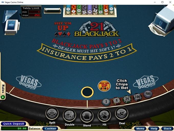 Vegas Casino 07.06.2021. Game 3