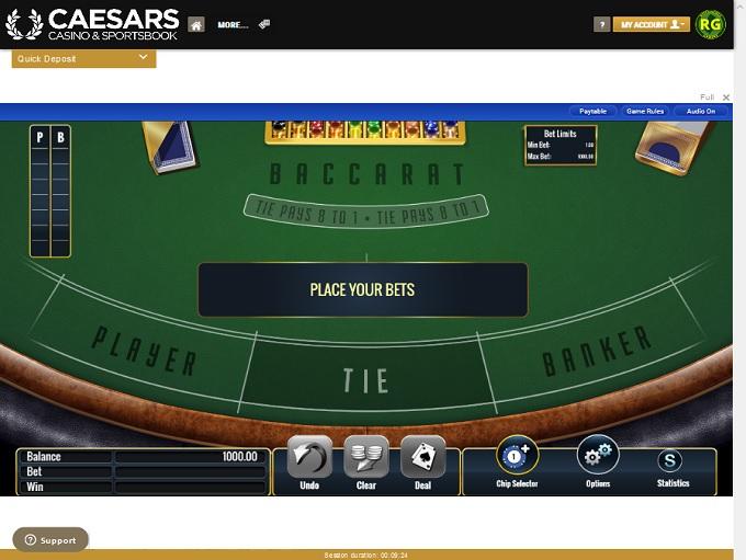 Caesars Casino game3