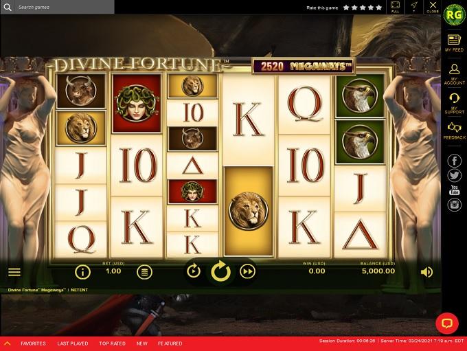 Golden Nugget Casino Game2