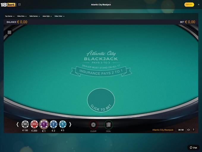 18Bet Casino Game3