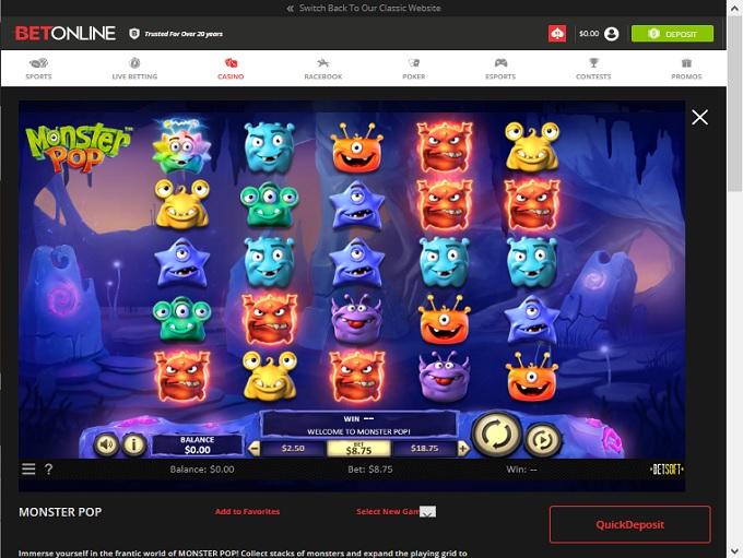 BetOnline Casino Game2