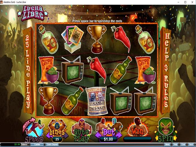 Aladdins Gold Casino Aladdins Gold Casino