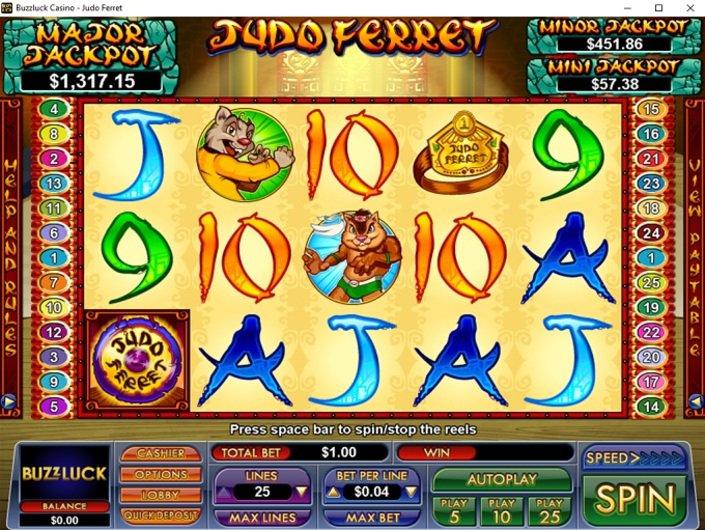 Buzzluck Mobile Casino