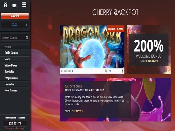 cherry jackpot sister casino