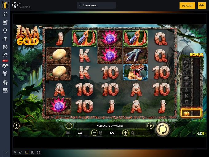 Tangiers Casino 26.05.2021. Game 2