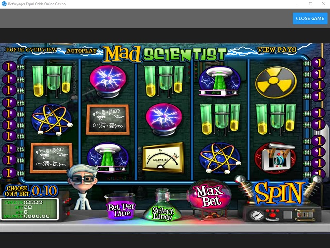 BetVoyager Casino new Game 2