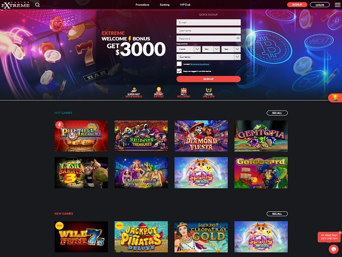 Casino Extrame Hp