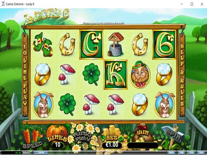 Casino Extrame Game2