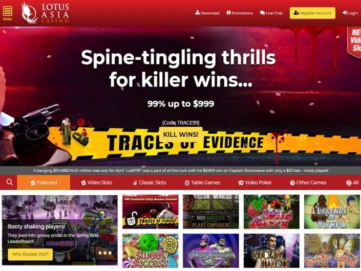 free casino games listings
