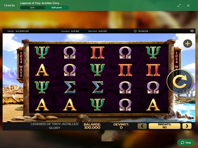 Mr Green Casino nerw Game 1