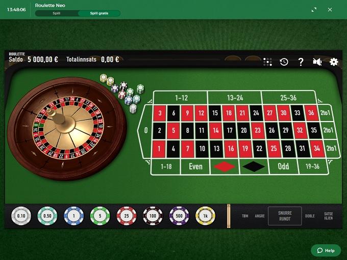 Mr Green Casino nerw Game 3