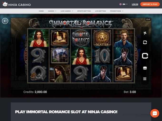 Ninja Casino 12.03.2021 Game 2
