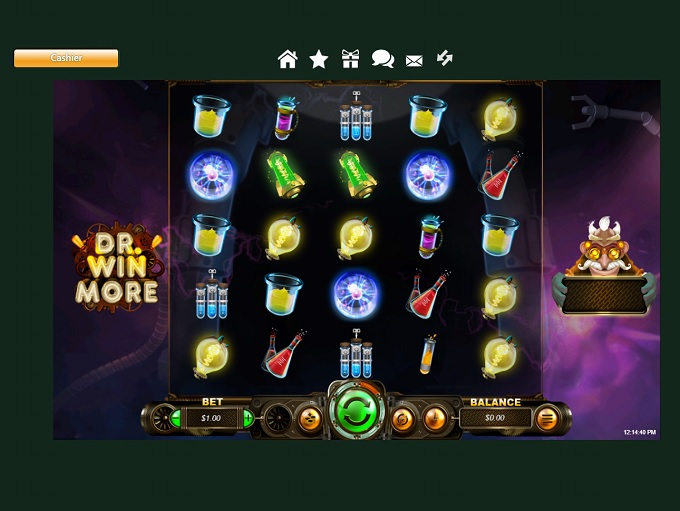 Lucky Tiger Casino Game 1