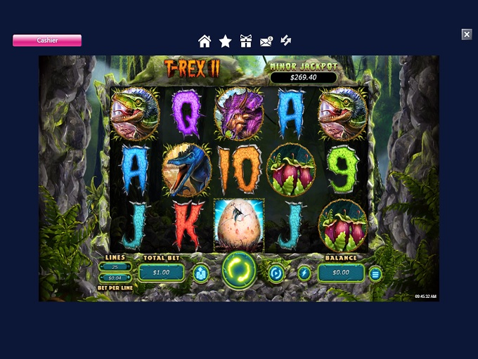 Las Atlantis Casino Game 2