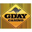 G'Day Casino Logo
