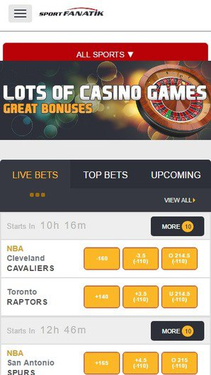 Sport fanatik casino video game lego batman 2
