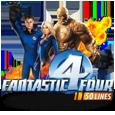 Fantastic Four - 50 Lines