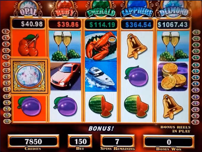 Free Life Of Luxury Slot Game
