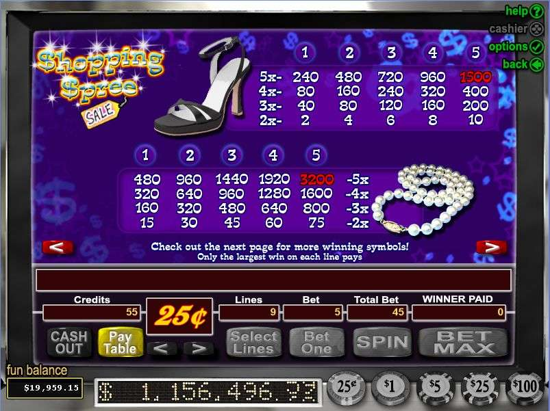 Casinos Fun Activities And Games St Albans Park - Holiday Find Slot Machine