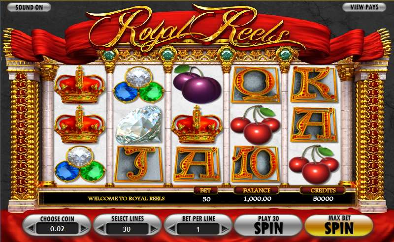 Royal Slot 888