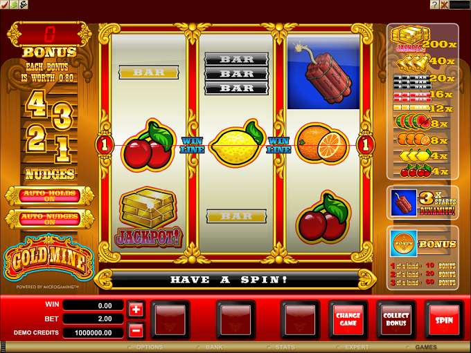 Spiele Mines Of Gold - Video Slots Online