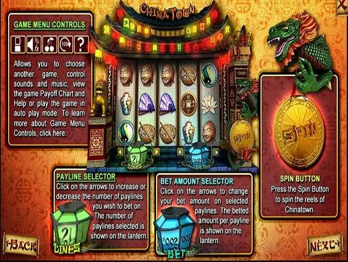 Games chinatown slot machine online slotland ultra divine