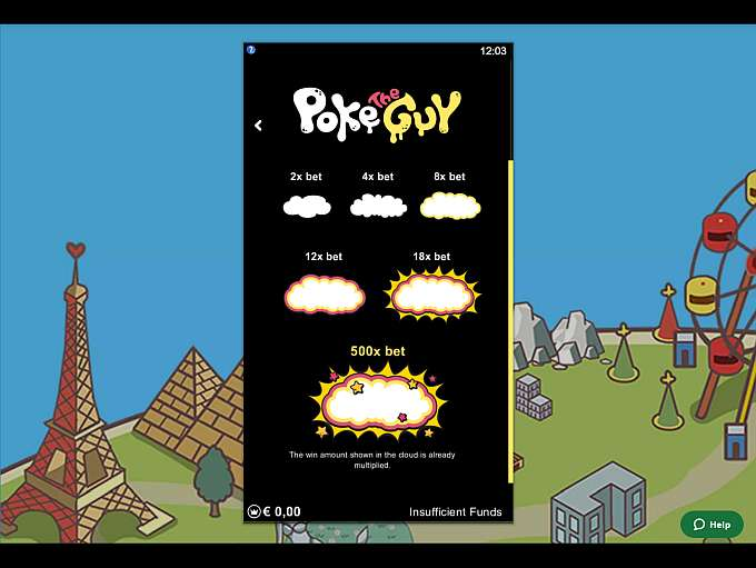 Microgaming Releases New Poke the Guy Slot