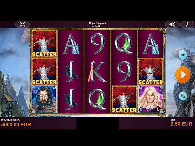 Hot stuff wicked wheel slot machine