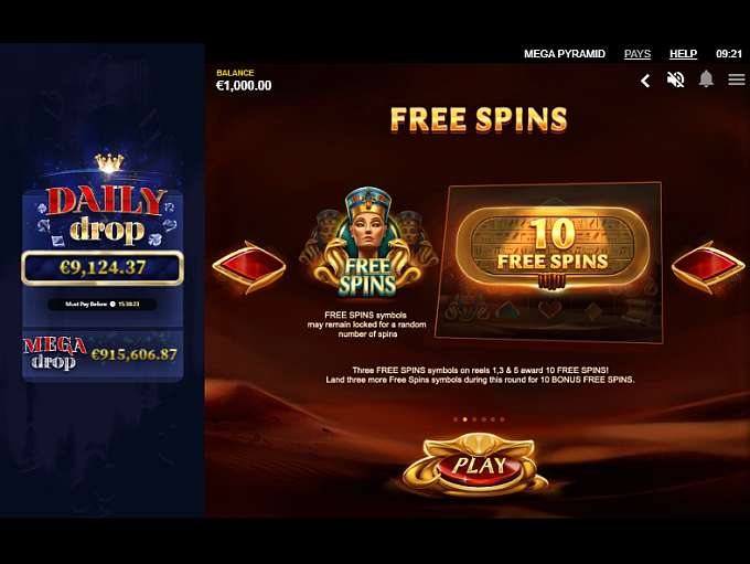 Spiele Mega Pyramid - Video Slots Online