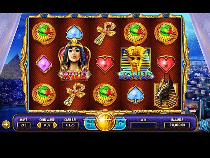 Free Slot Treasure Of Egypt