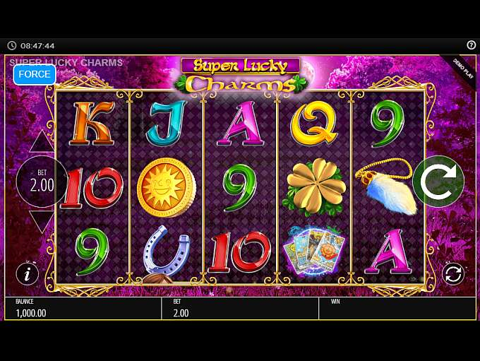 Spiele 8 Lucky Charms - Video Slots Online